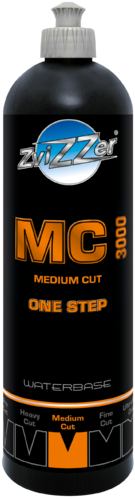 "Zvizzer Medium Cut MC 3000 ""ONE STEP"" 750ml"
