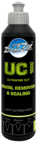 "Zvizzer Ultrafine Cut UC 1000 ""SWIRL REMOVER & SEALING"" 250ml"